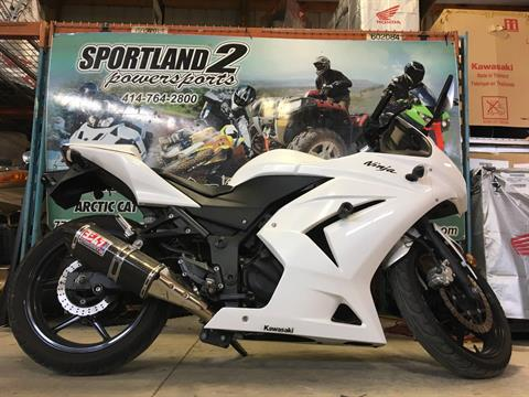 2008 Kawasaki Ninja® 250R in Oak Creek, Wisconsin - Photo 1
