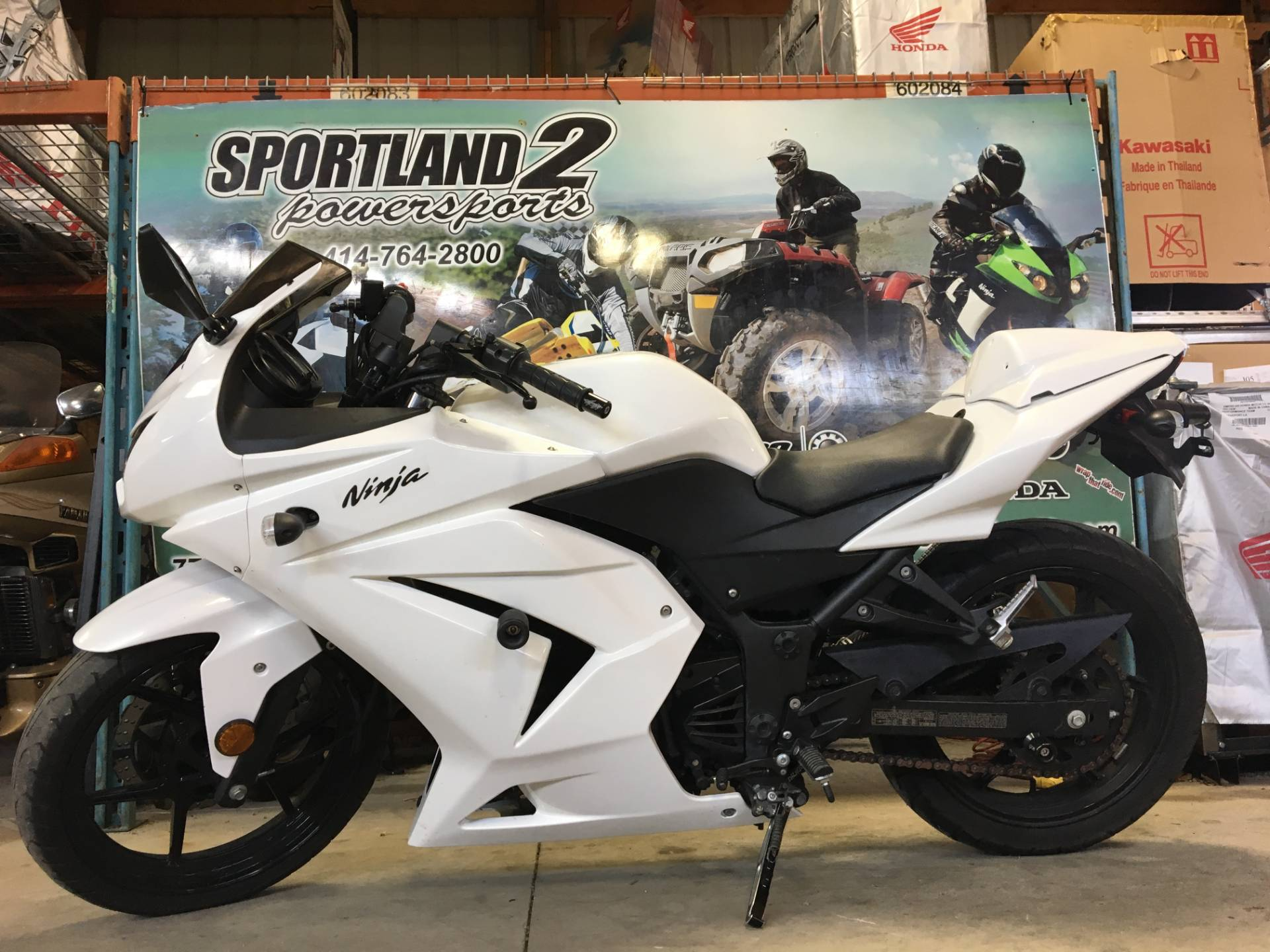 2008 Kawasaki Ninja® 250R in Oak Creek, Wisconsin - Photo 5