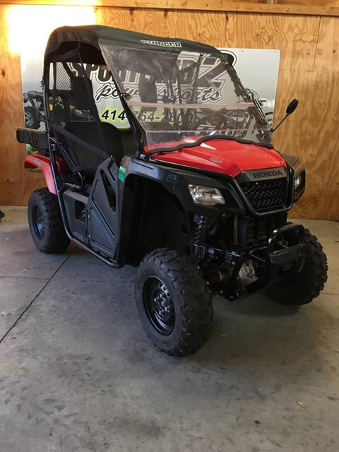 2015 Honda Pioneer™ 500 in Oak Creek, Wisconsin