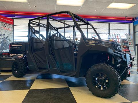 2021 Polaris Ranger Crew 1000 Premium in Oak Creek, Wisconsin - Photo 1