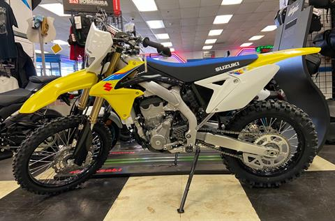2019 Suzuki RMX450Z in Oak Creek, Wisconsin - Photo 1