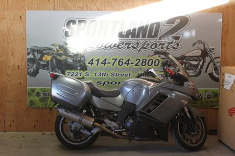 2008 Kawasaki Concours™ 14 ABS in Oak Creek, Wisconsin