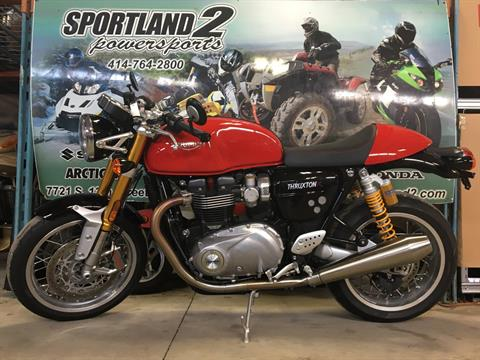 2016 Triumph Thruxton 1200 R in Oak Creek, Wisconsin - Photo 5