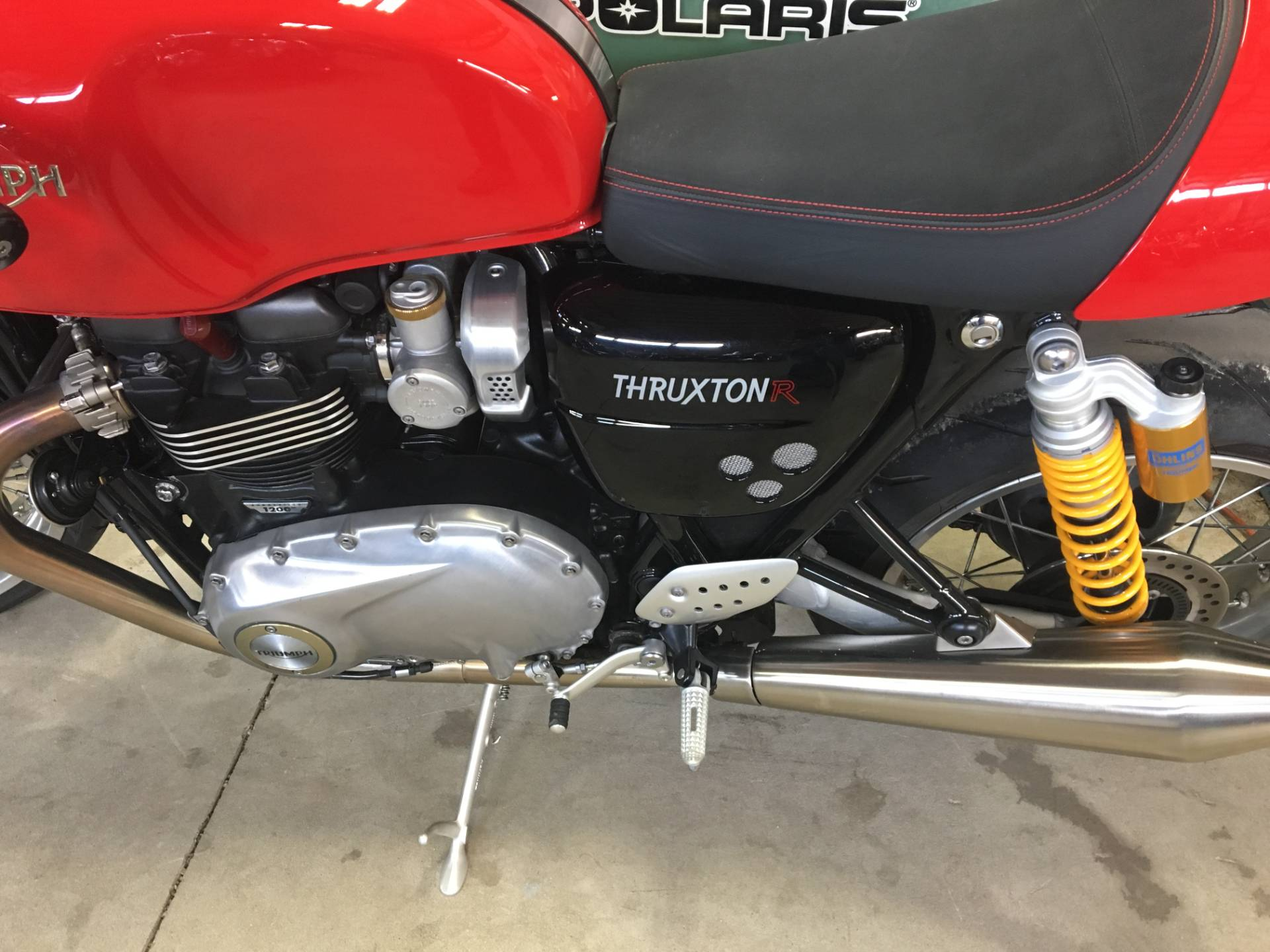 2016 Triumph Thruxton 1200 R in Oak Creek, Wisconsin - Photo 6