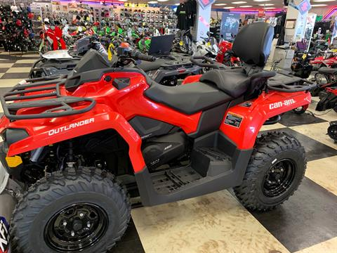 2021 Can-Am Outlander MAX 450 in Oak Creek, Wisconsin - Photo 1