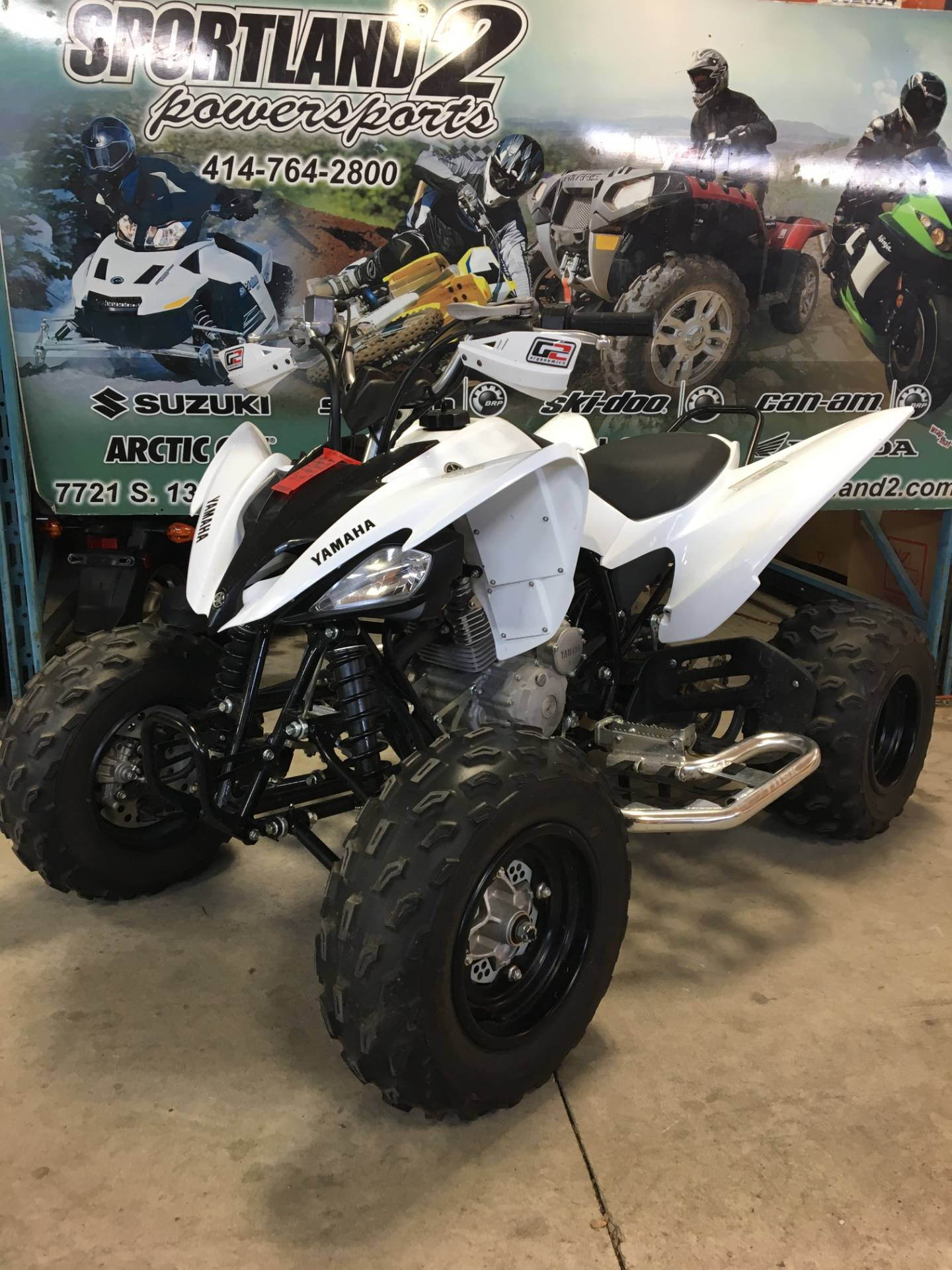 2011 Yamaha Raptor 250 in Oak Creek, Wisconsin - Photo 1