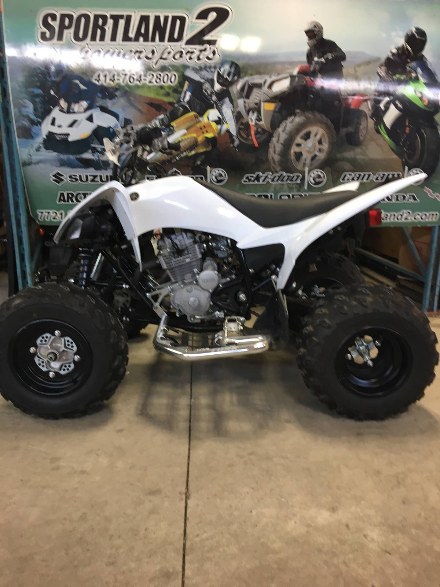 2011 Yamaha Raptor 250 in Oak Creek, Wisconsin - Photo 2