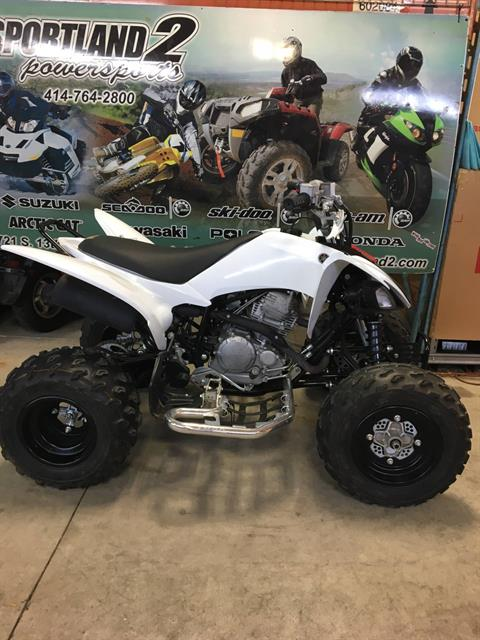 2011 Yamaha Raptor 250 in Oak Creek, Wisconsin - Photo 5