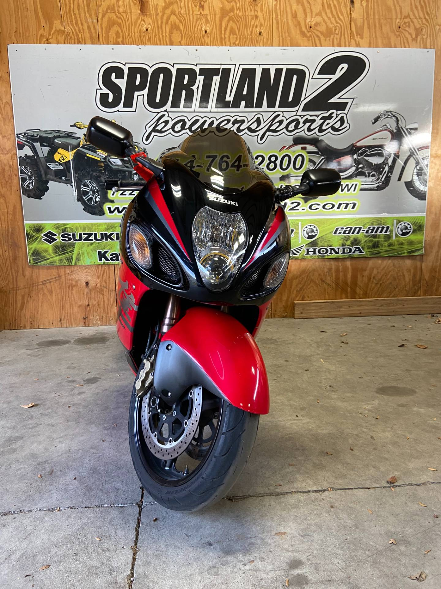 2005 Suzuki Hayabusa in Oak Creek, Wisconsin - Photo 3