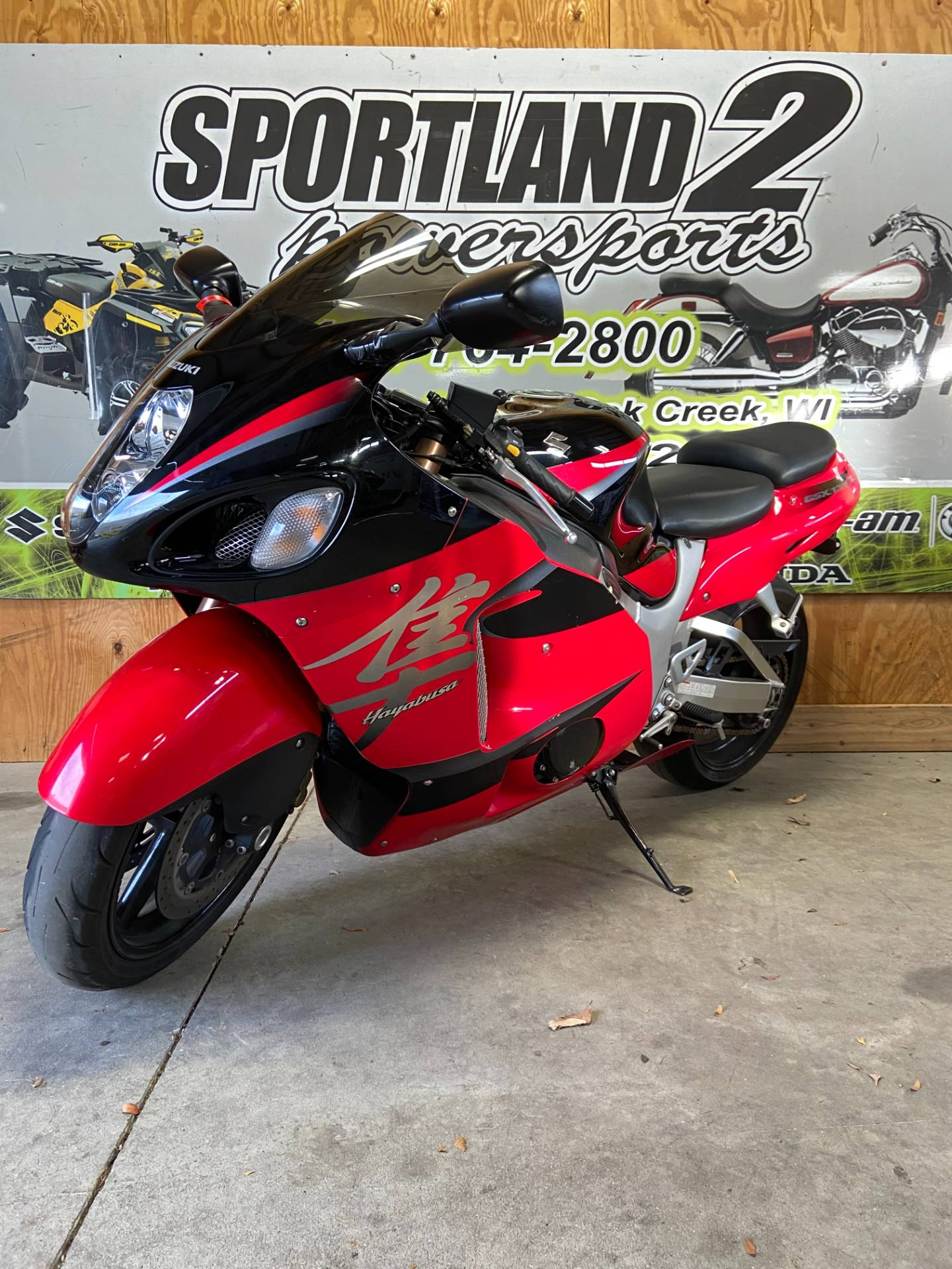 2005 Suzuki Hayabusa in Oak Creek, Wisconsin - Photo 4