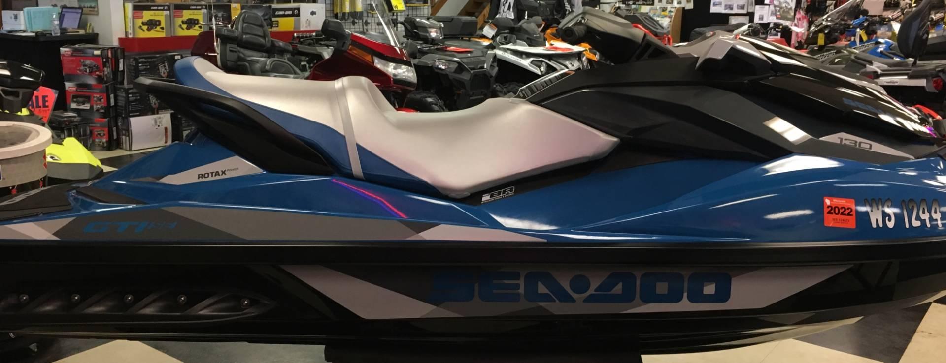 2018 Sea-Doo GTI SE 130 1