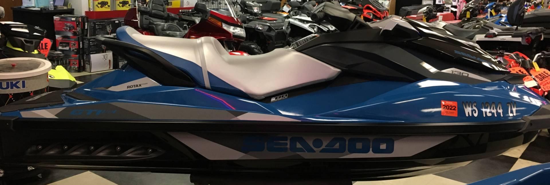 2018 Sea-Doo GTI SE 130 2