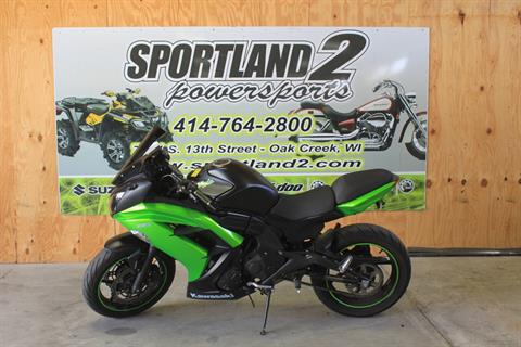 2014 Kawasaki Ninja® 650 ABS in Oak Creek, Wisconsin