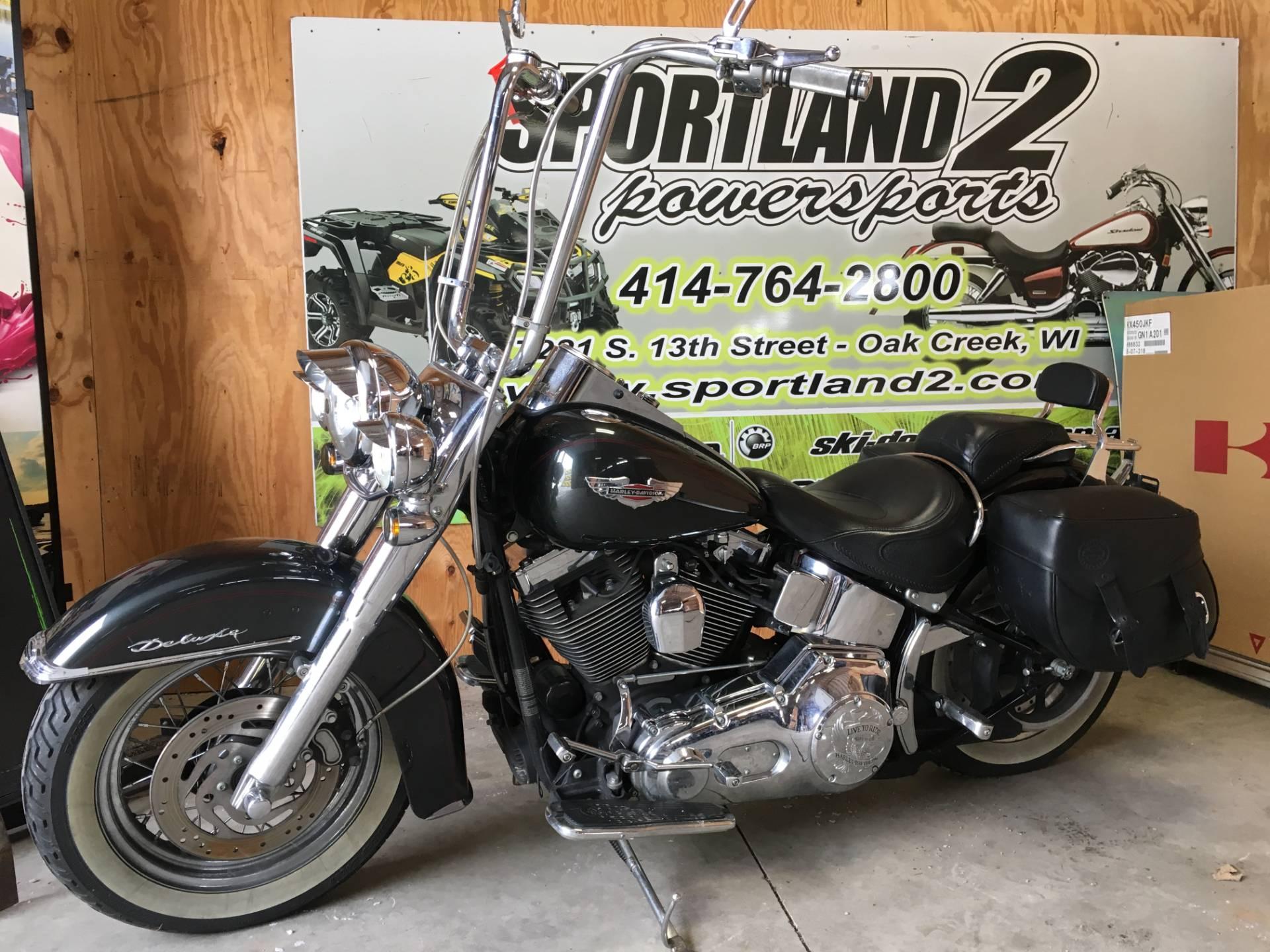 2005 Harley-Davidson FLSTN/FLSTNI Softail Deluxe for sale 3983