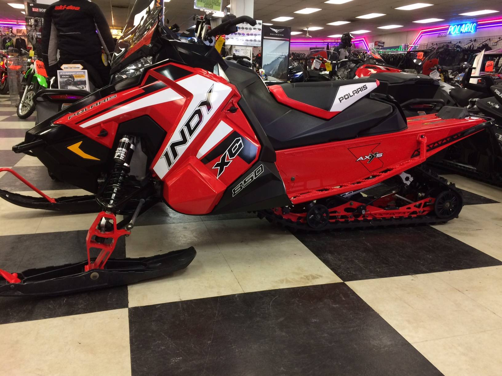 2019 Polaris 850 INDY XC 129 Snowcheck Select in Oak Creek, Wisconsin