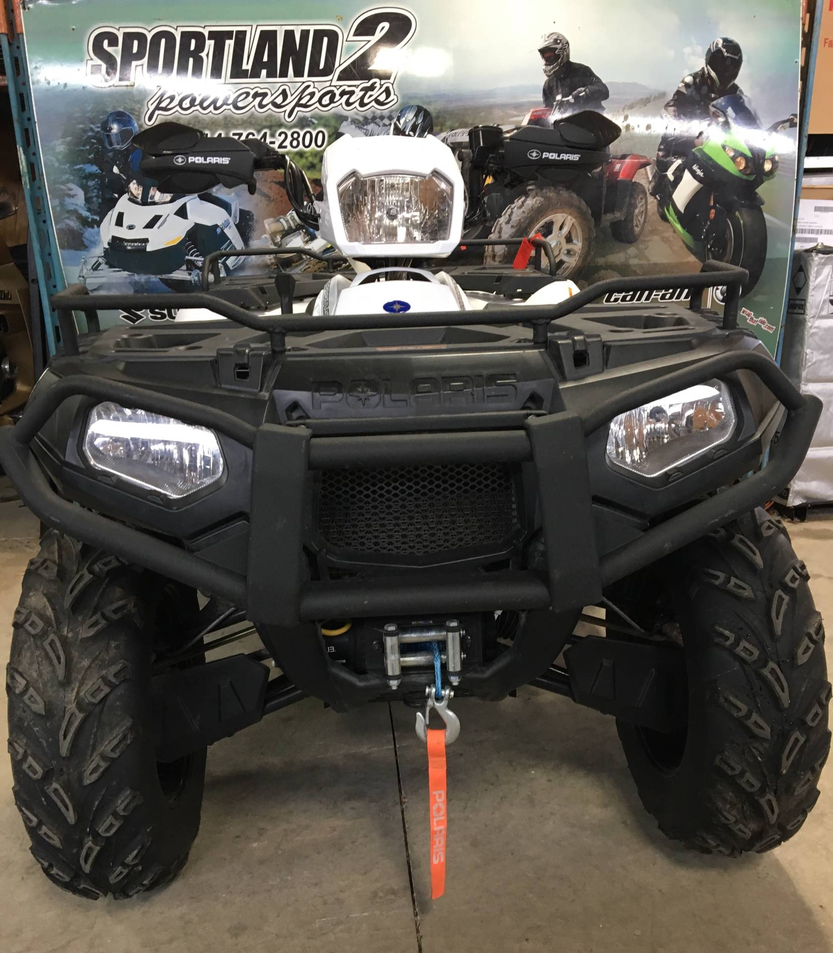 2016 Polaris Sportsman 850 in Oak Creek, Wisconsin - Photo 3