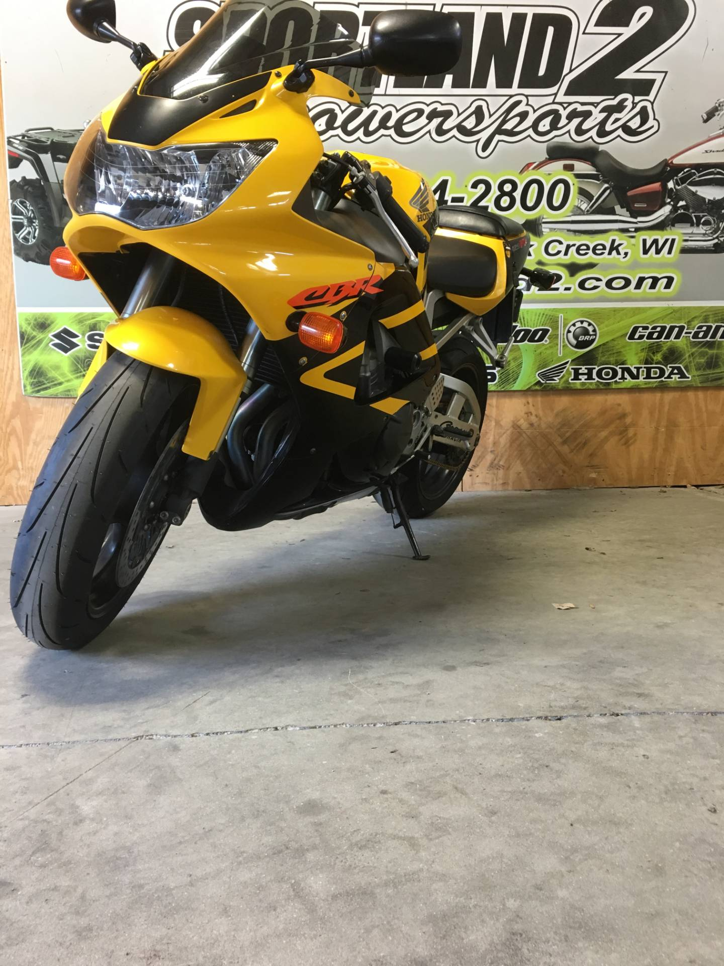 2000 Honda CBR929RR in Oak Creek, Wisconsin
