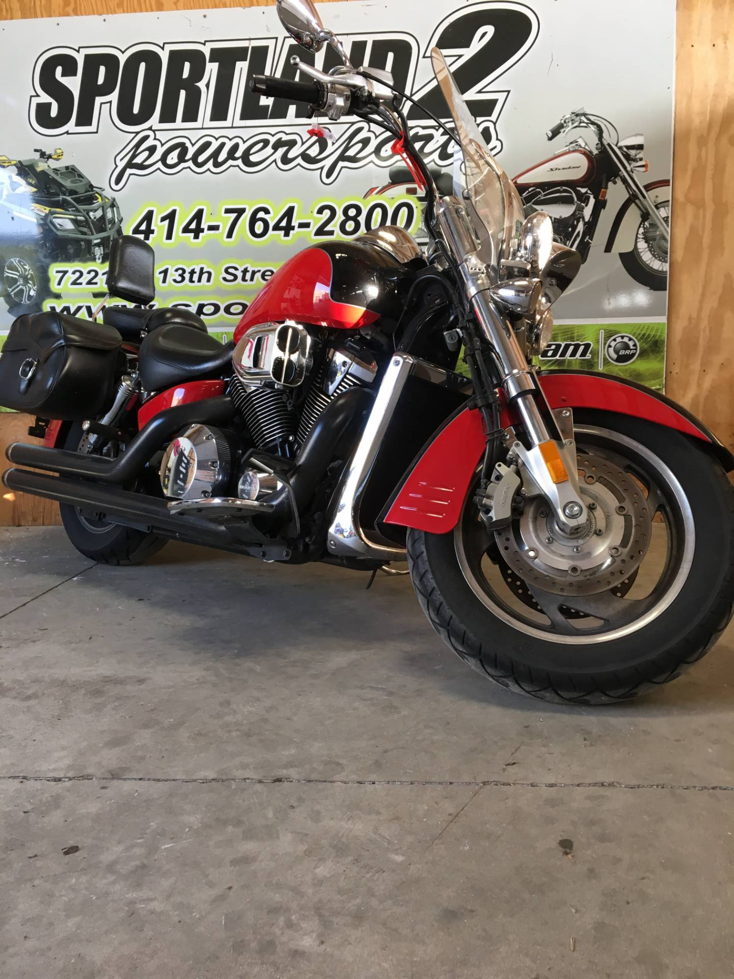 2007 Honda VTX™1800R in Oak Creek, Wisconsin