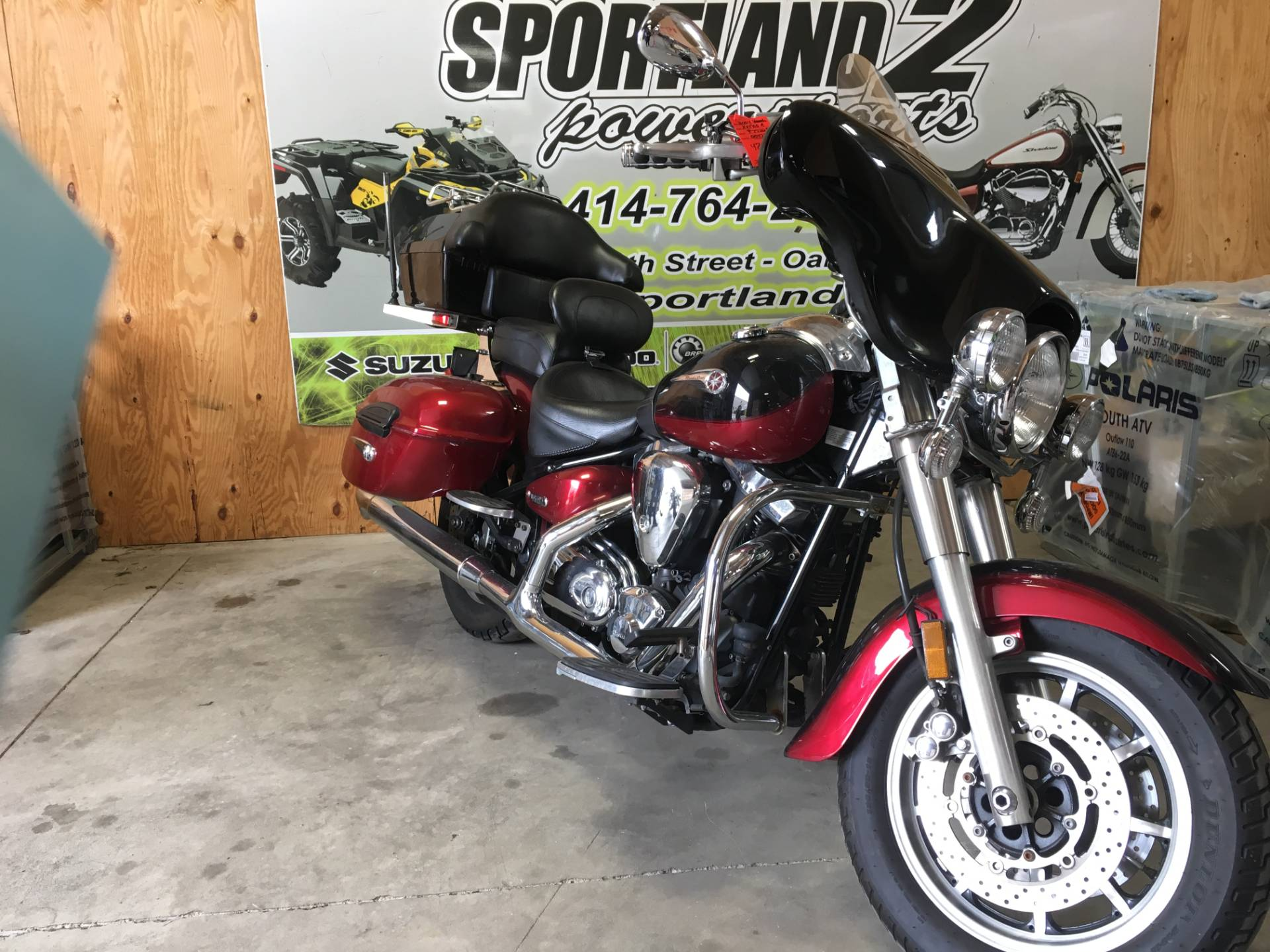 2004 Yamaha Road Star in Oak Creek, Wisconsin
