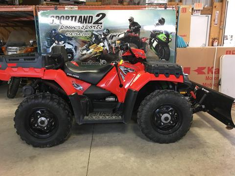 2010 Polaris Sportsman® 550 X2 in Oak Creek, Wisconsin - Photo 5