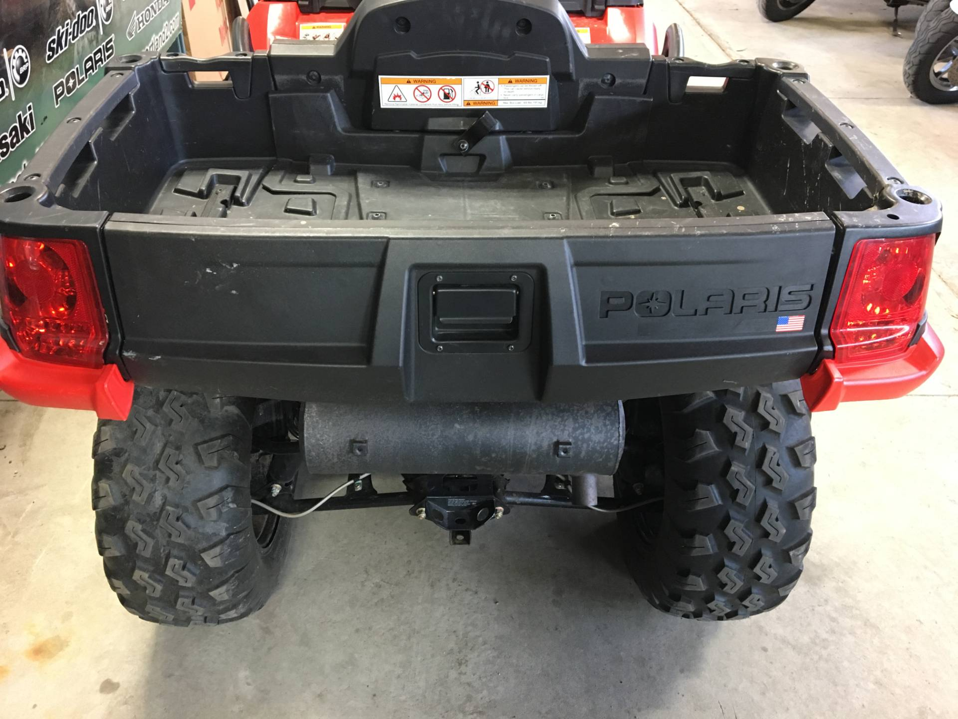 2010 Polaris Sportsman® 550 X2 in Oak Creek, Wisconsin - Photo 6