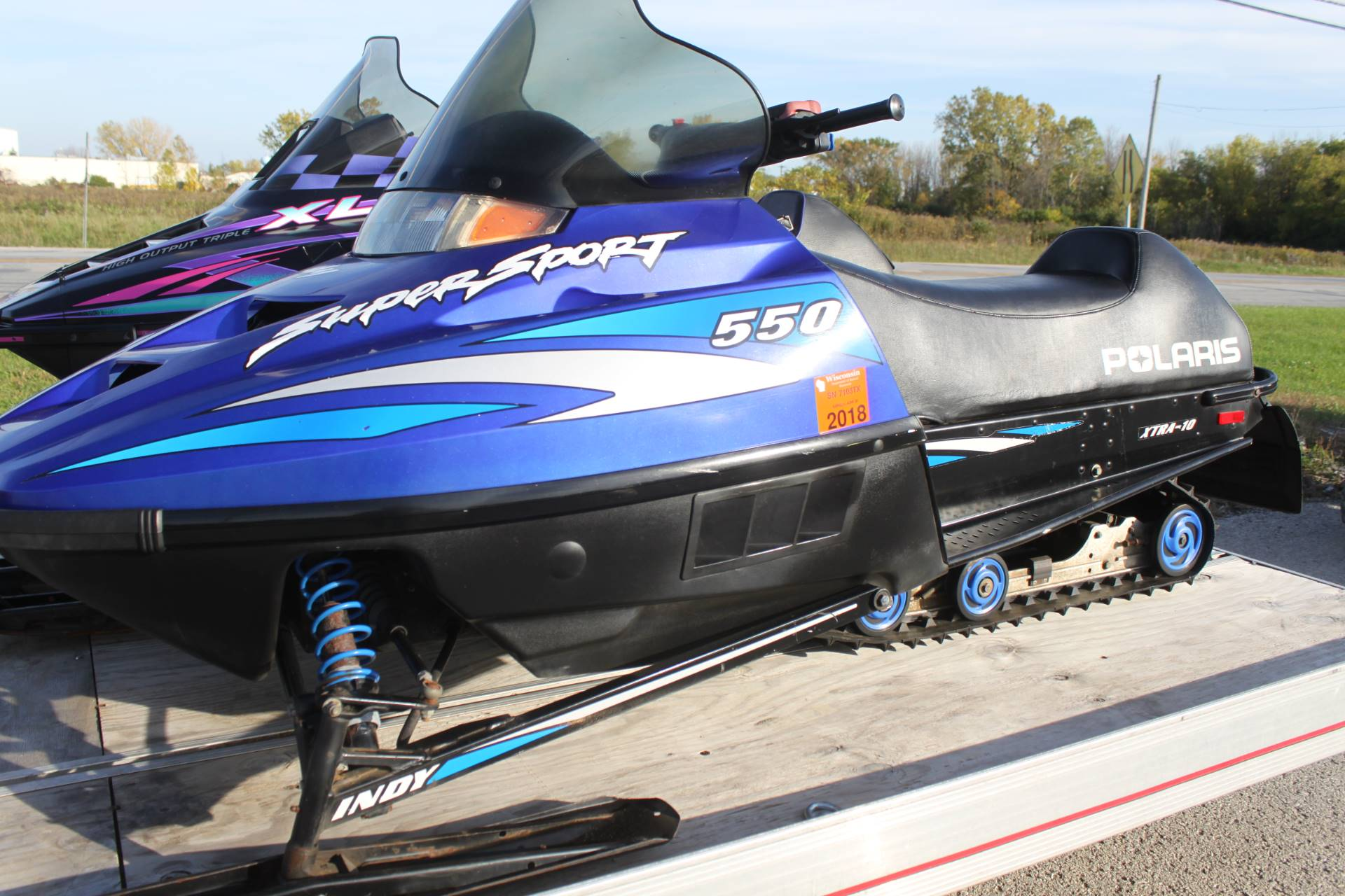 2000 Polaris Indy Super Sport in Oak Creek, Wisconsin - Photo 1