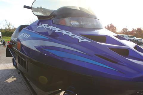 2000 Polaris Indy Super Sport in Oak Creek, Wisconsin - Photo 2