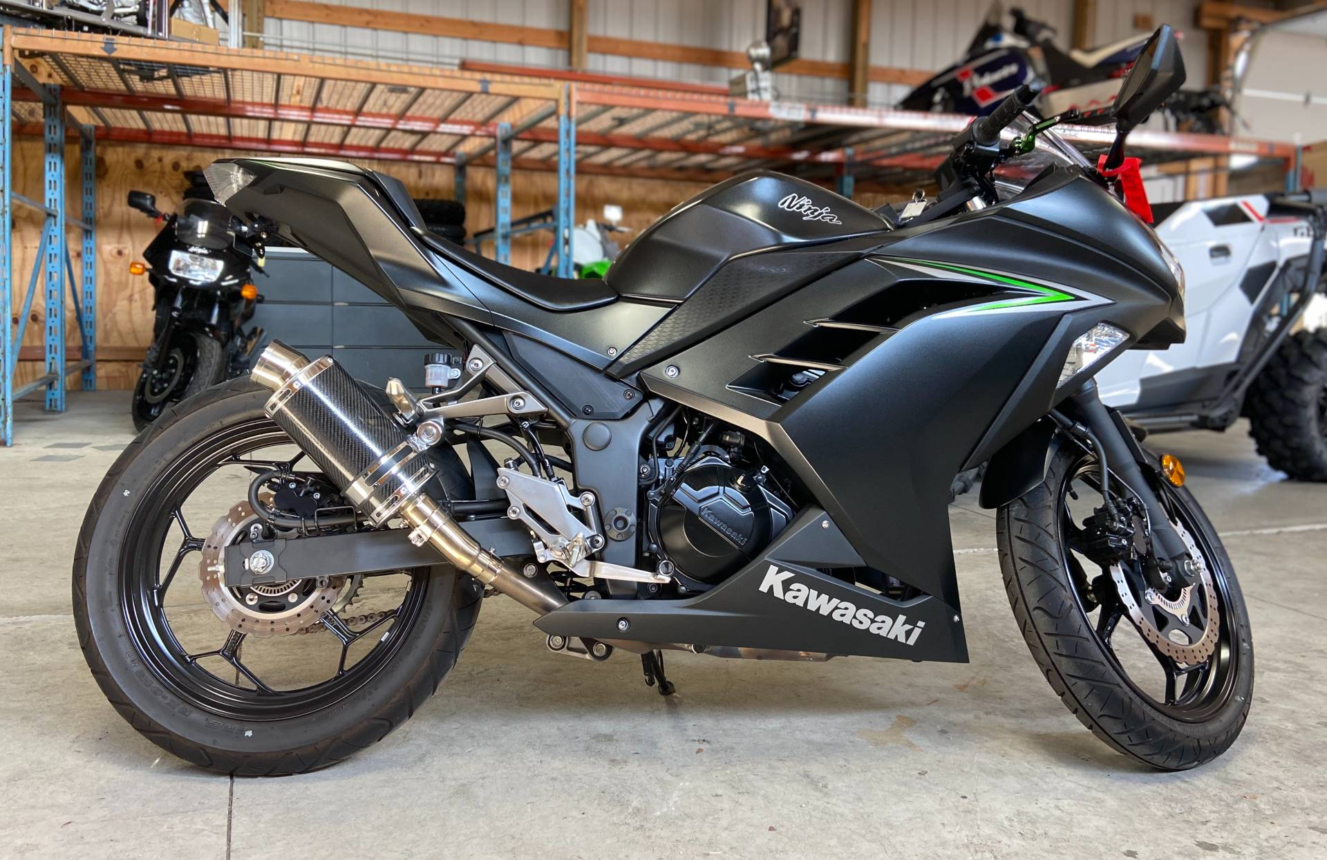 2016 Kawasaki Ninja 300 ABS in Oak Creek, Wisconsin - Photo 6