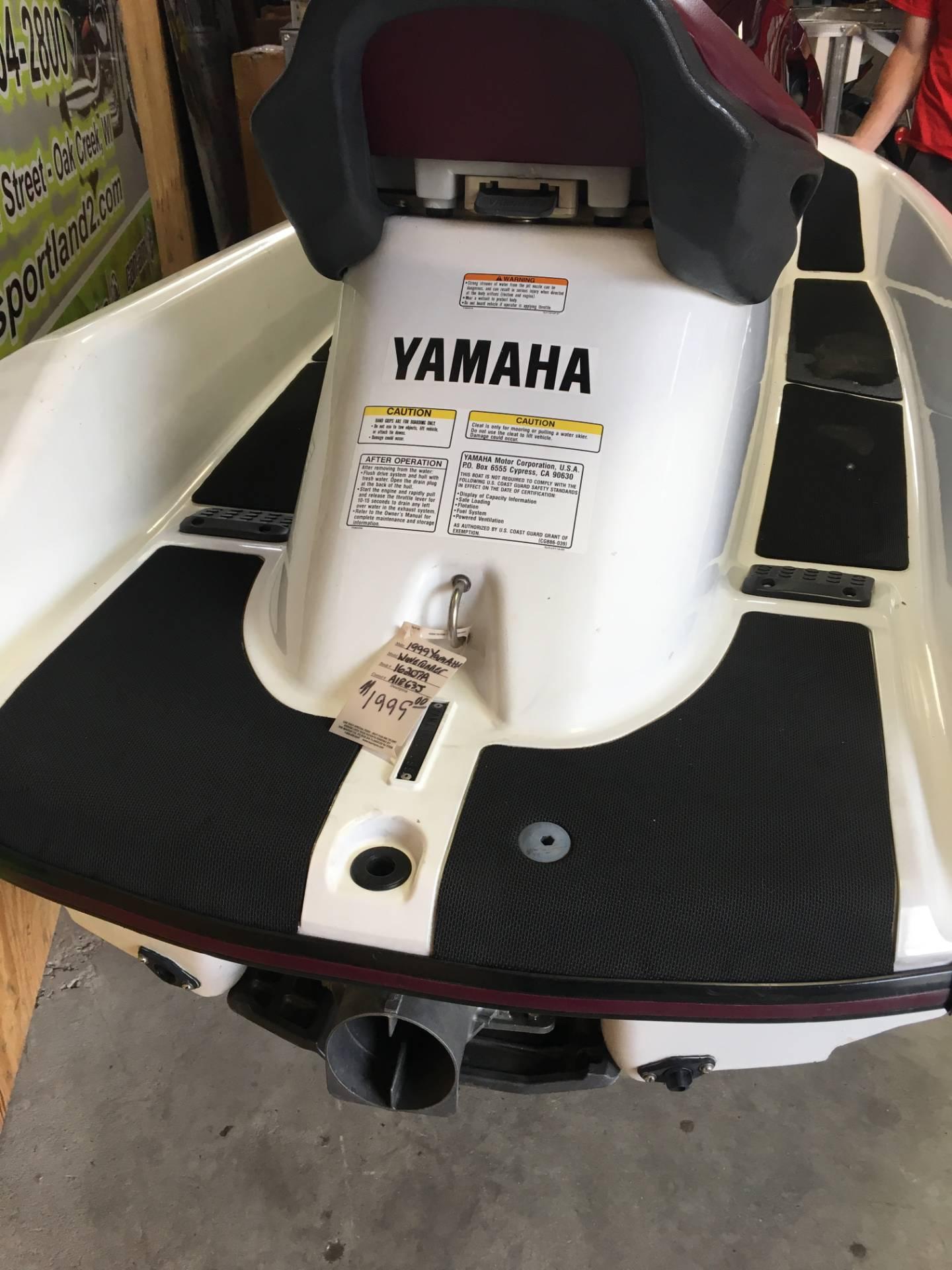 1999 Yamaha WaveRunner GP760 in Oak Creek, Wisconsin
