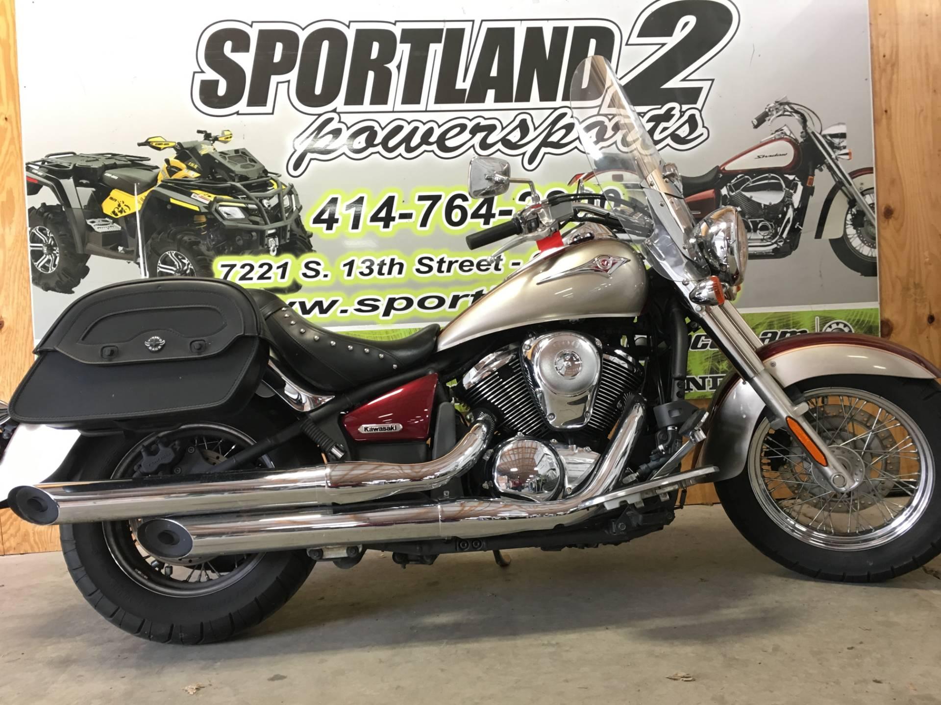 2009 Kawasaki Vulcan® 900 Classic LT Motorcycles Oak Creek Wisconsin ...