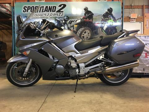 2007 Yamaha FJR 1300AE in Oak Creek, Wisconsin - Photo 2