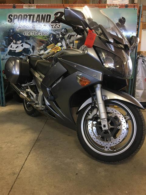 2007 Yamaha FJR 1300AE in Oak Creek, Wisconsin - Photo 4