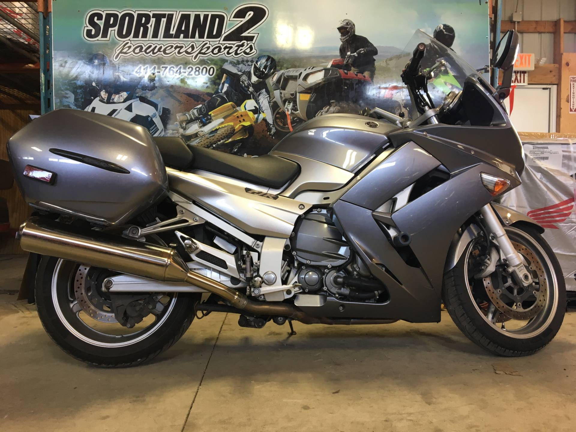 2007 Yamaha FJR 1300AE in Oak Creek, Wisconsin - Photo 5