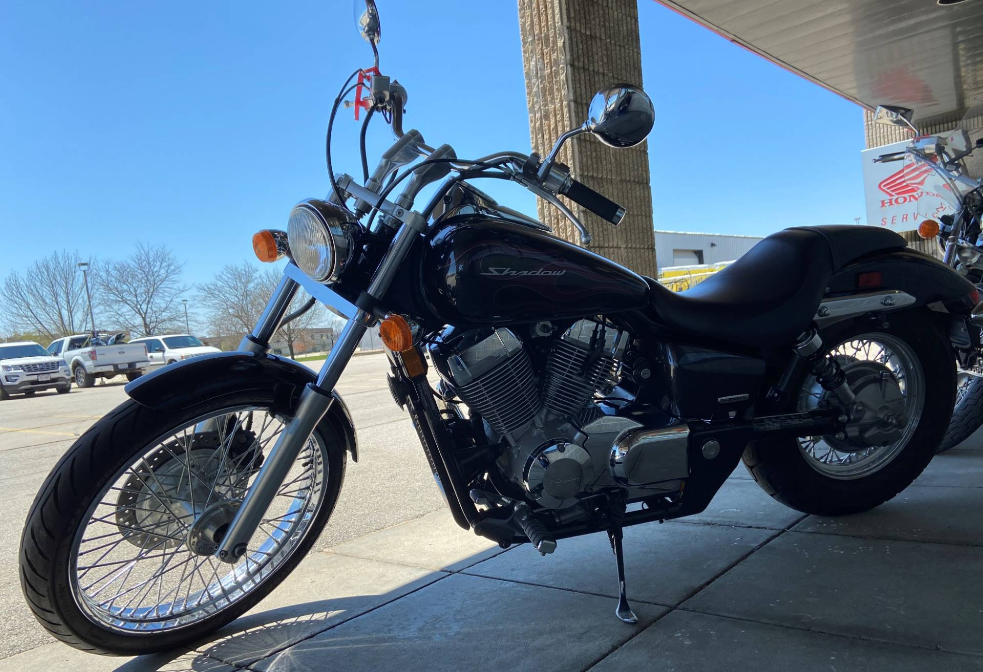 2009 Honda Shadow Spirit 750 in Oak Creek, Wisconsin - Photo 7
