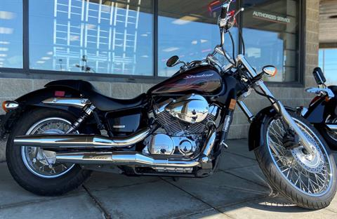 2009 Honda Shadow Spirit 750 in Oak Creek, Wisconsin - Photo 8