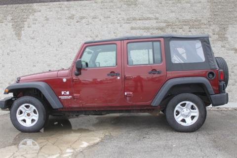 2009 JEEP WRANGLER in Oak Creek, Wisconsin