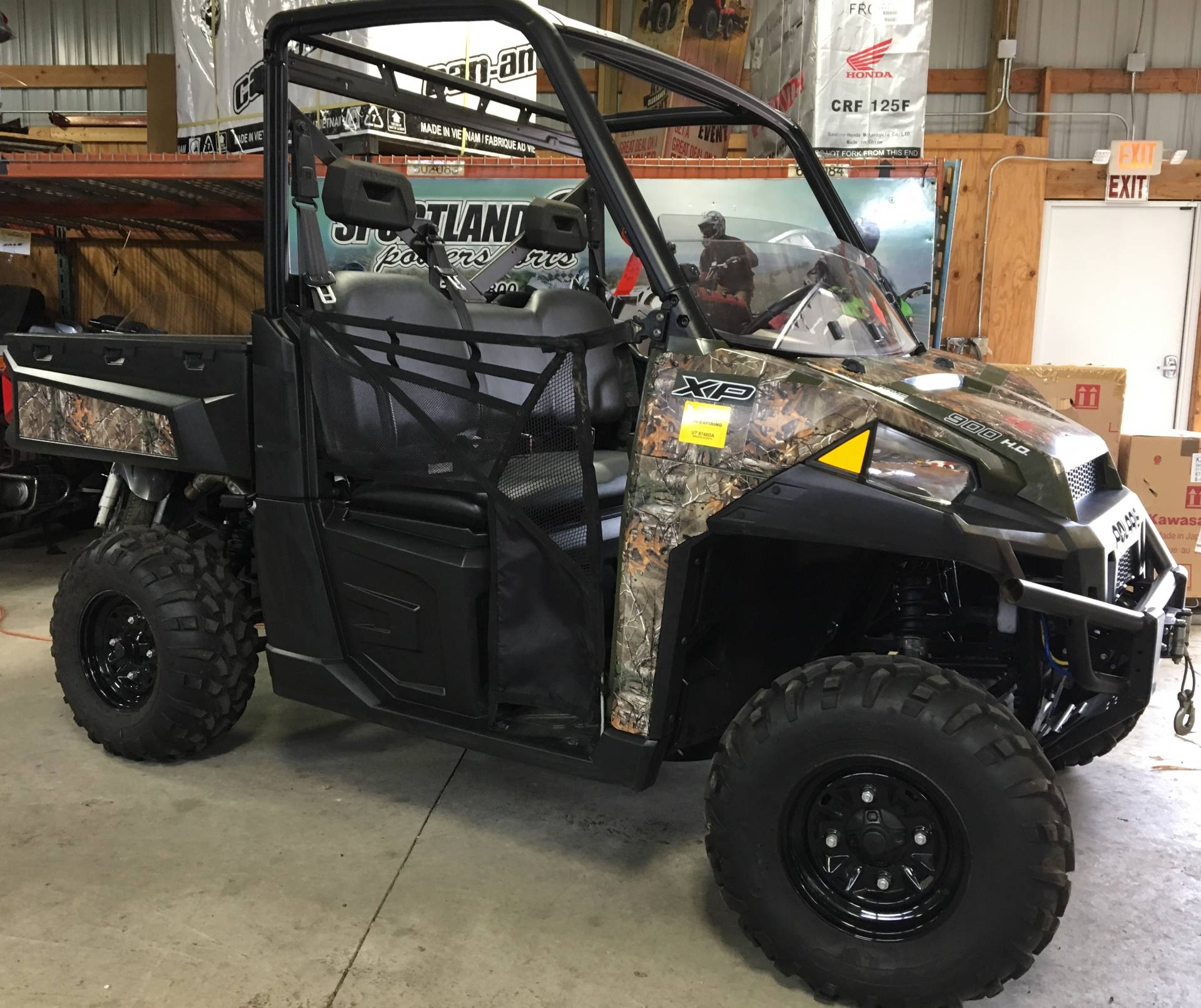 2015 Polaris Ranger  XP 900 EPS 6