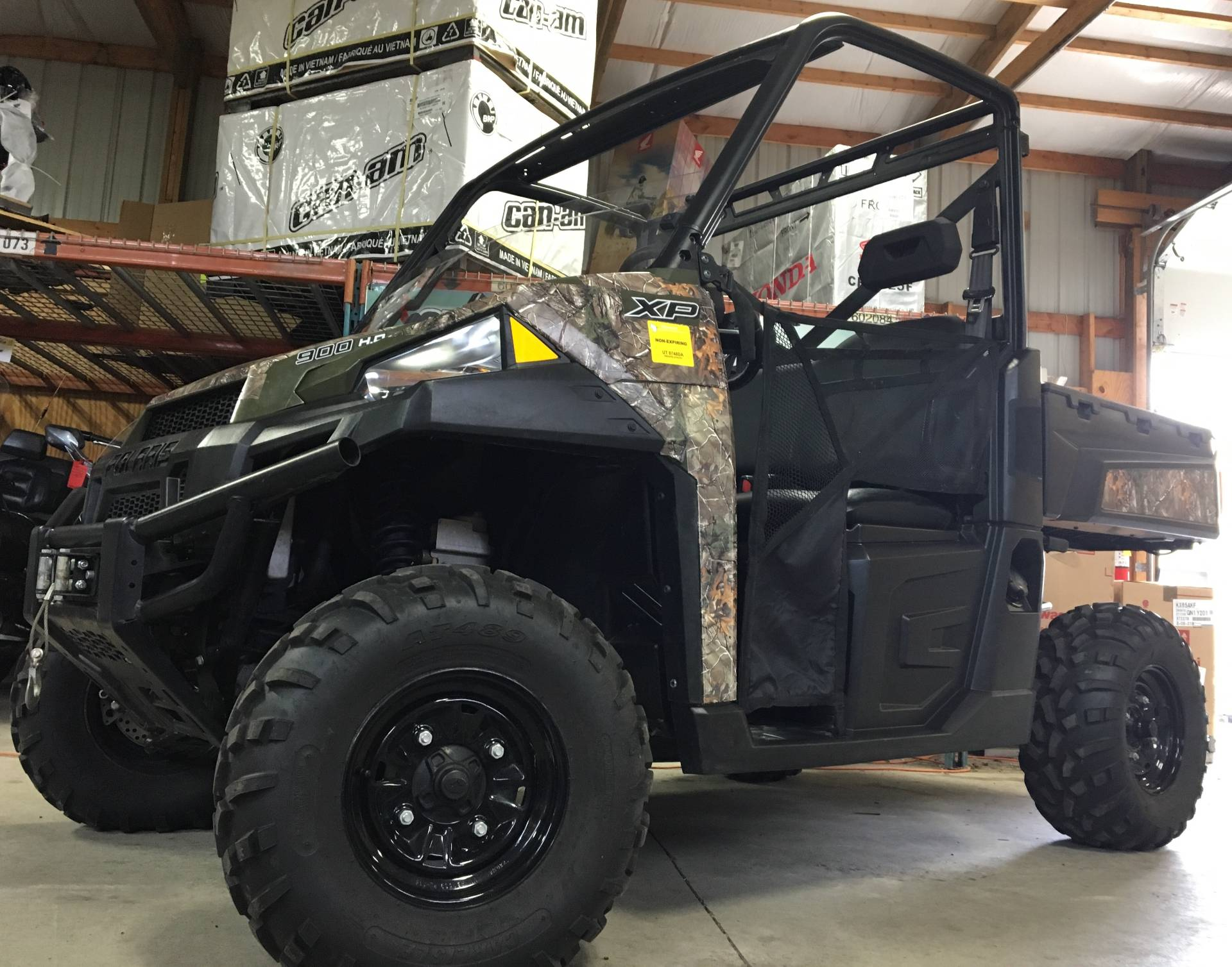 2015 Polaris Ranger  XP 900 EPS 2
