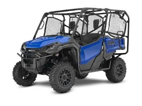 2020 Honda Pioneer 1000-5 Deluxe in Oak Creek, Wisconsin - Photo 1