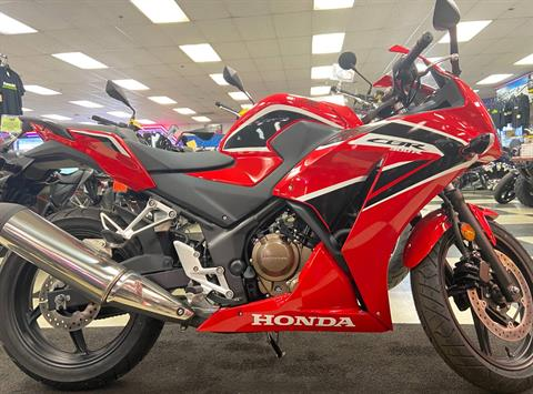 2017 Honda CBR300R in Oak Creek, Wisconsin - Photo 1