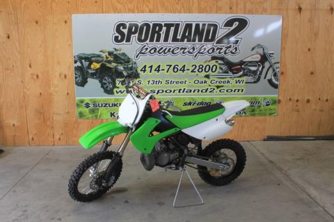 2013 Kawasaki KX™85 in Oak Creek, Wisconsin