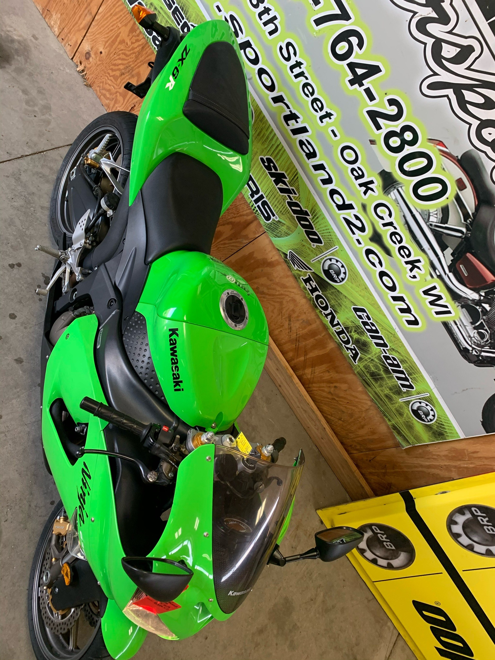 2006 Kawasaki Ninja® ZX-6R in Oak Creek, Wisconsin - Photo 2