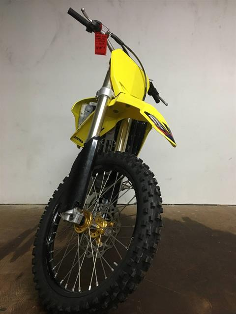 2015 Suzuki RM-Z450 in Oak Creek, Wisconsin