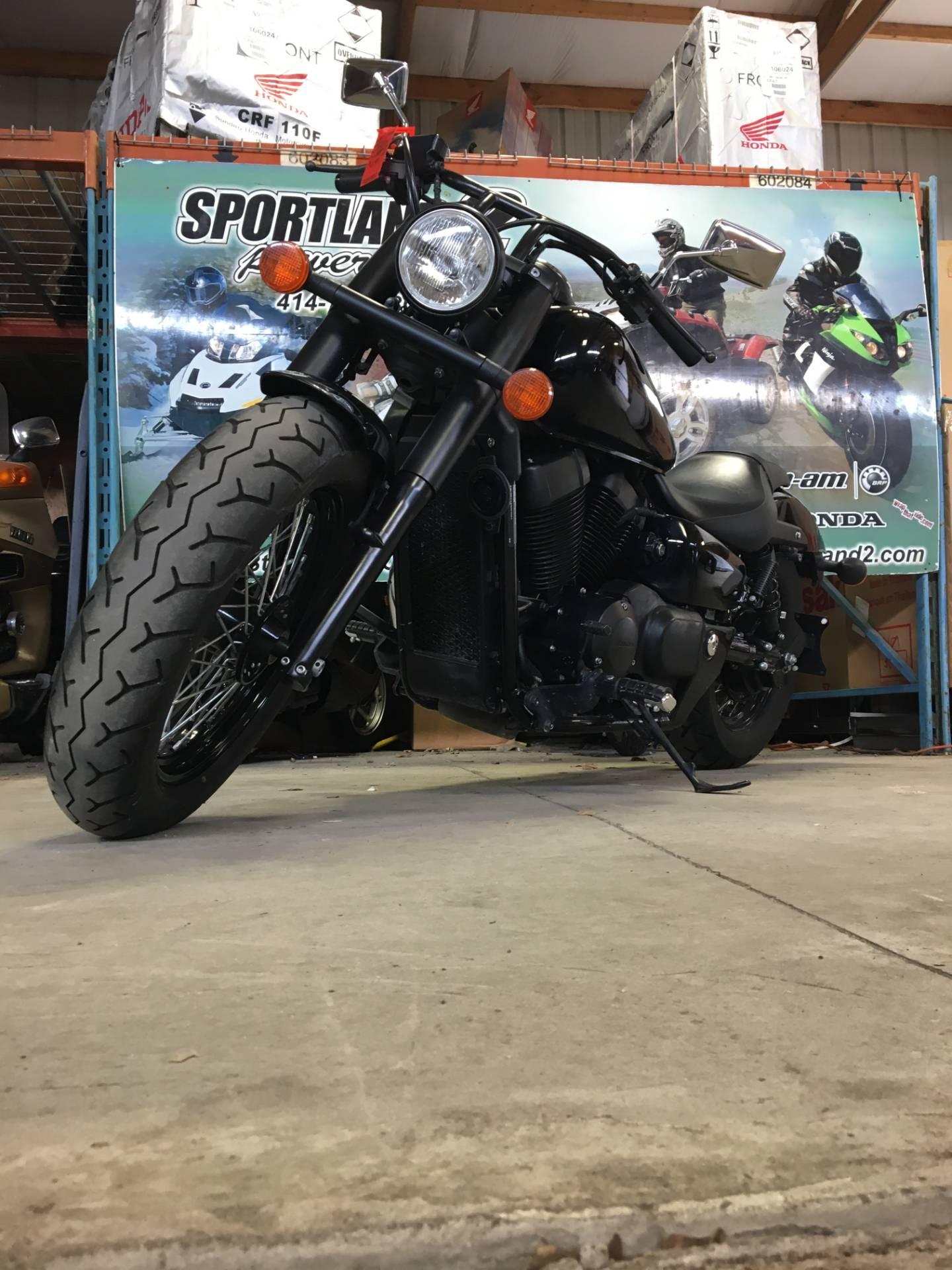 2015 Honda Shadow Phantom 2