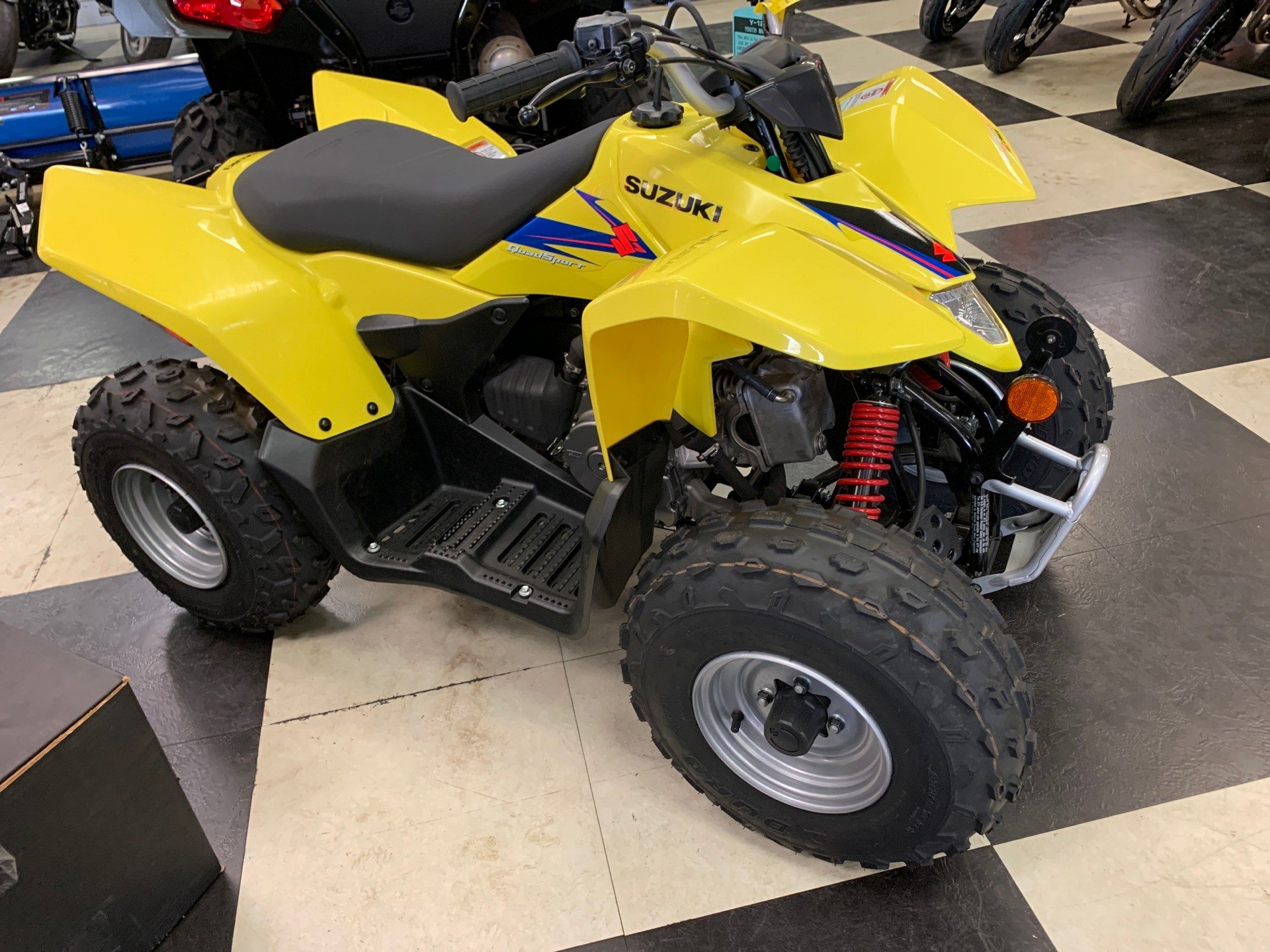 2020 Suzuki QuadSport Z90 in Oak Creek, Wisconsin - Photo 1