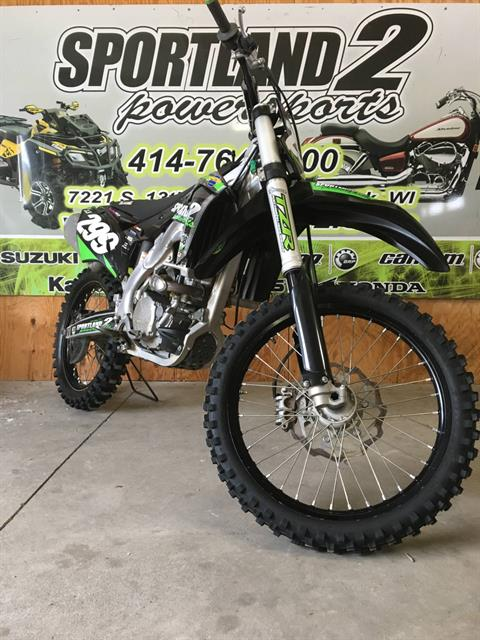 2017 Kawasaki KX250F in Oak Creek, Wisconsin - Photo 4