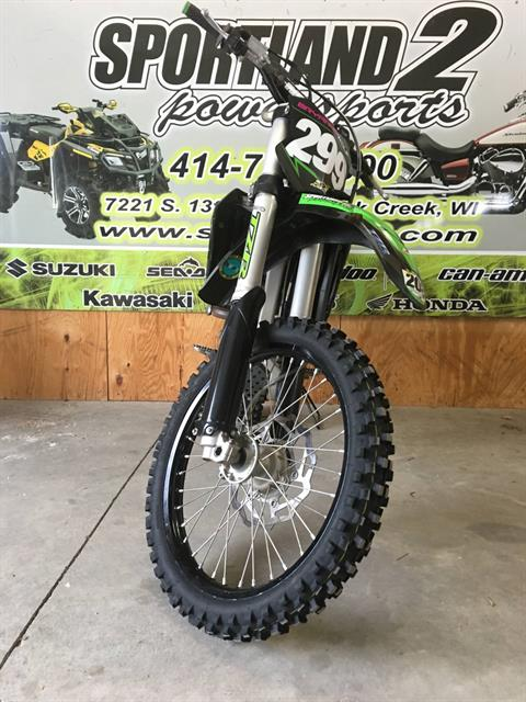 2017 Kawasaki KX250F in Oak Creek, Wisconsin - Photo 5