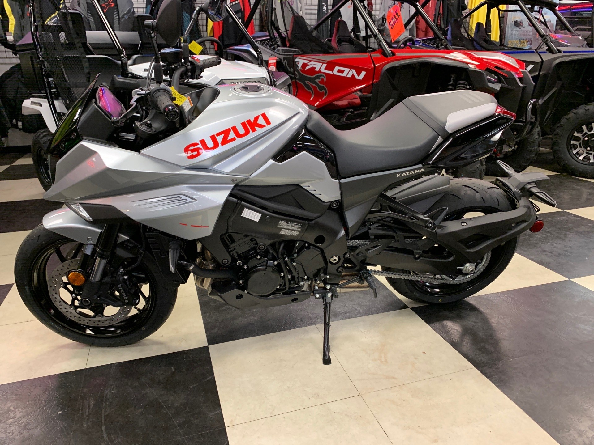2020 Suzuki Katana in Oak Creek, Wisconsin - Photo 2