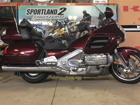 2008 Honda Gold Wing® Audio Comfort Navi ABS in Oak Creek, Wisconsin - Photo 6
