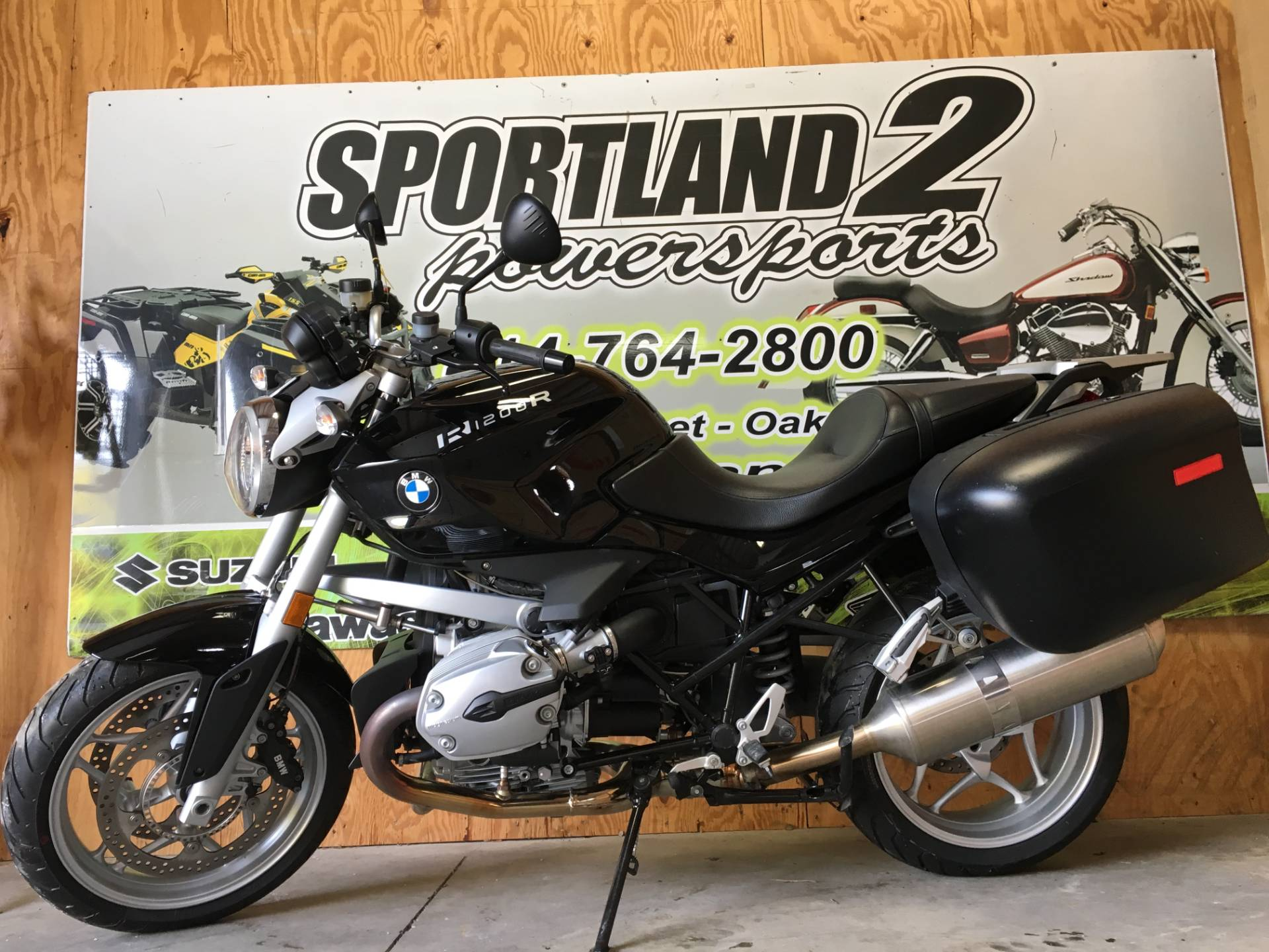 2009 BMW R 1200 R in Oak Creek, Wisconsin
